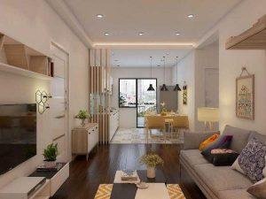 thiết kế nội thất chung cư trọn gói tại Sài Gòn
