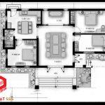 50+ Bản thiết kế nhà cấp 4 1 tầng, 2 tầng đầy đủ chi tiết, đẹp, hiện đại nhất