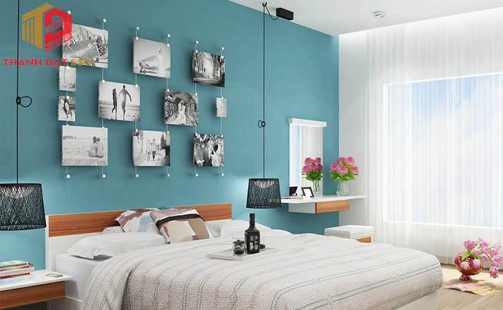 Cách bố trí thiết kế nội thất phòng ngủ phong thủy