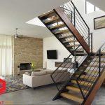 Cách thiết kế phong thủy cầu thang nhà ống đẹp hiện đại