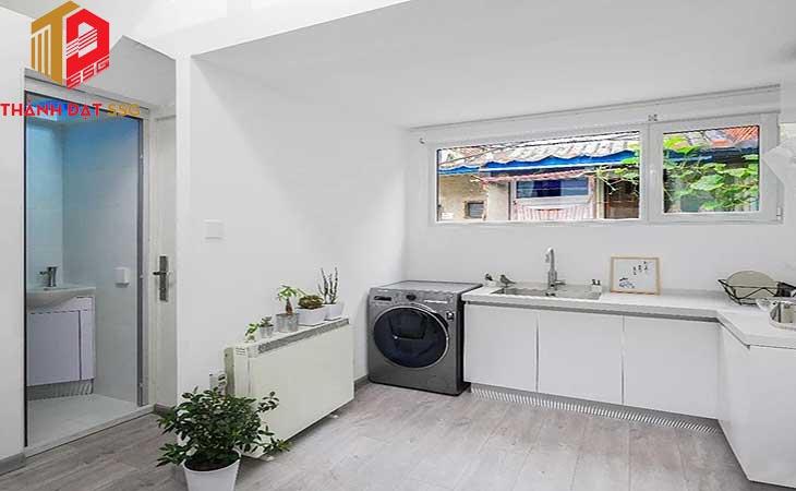 Phong thủy nhà bếp và nhà vệ sinh đối diện nhau có vấn đề gì không?