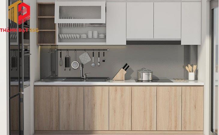 Cách hóa giải bếp dưới nhà vệ sinh