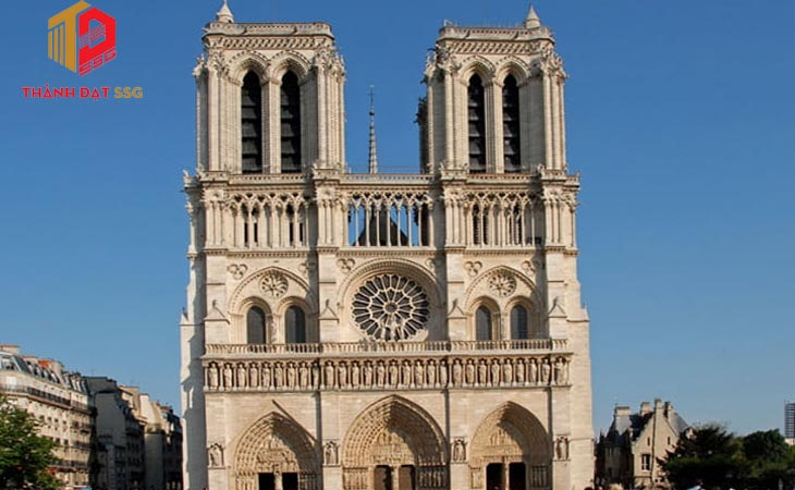 Đặc điểm và trường phái kiến trúc tân cổ điển