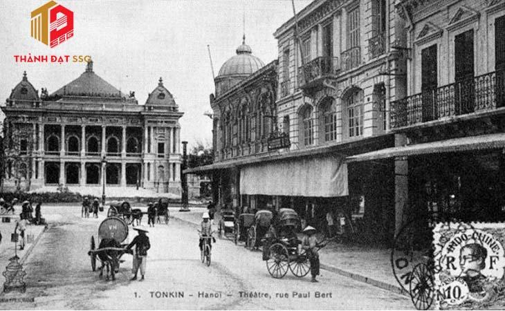Kiến trúc tân cổ điển ở Hà Nội