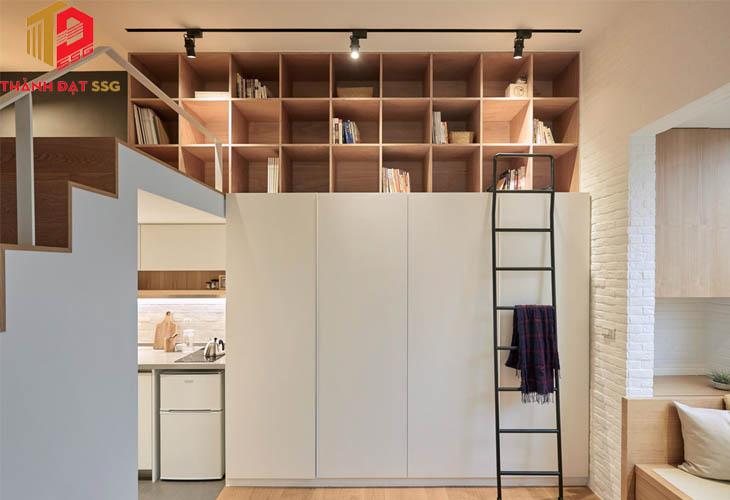 Các mẫu thiết kế nhà đẹp cho diện tích dưới 25m2