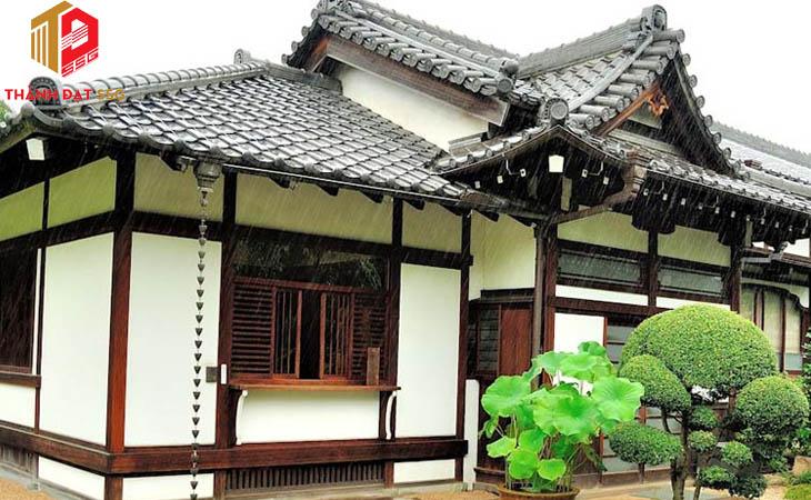 Phong cách kiến trúc Nhật Bản là gì?