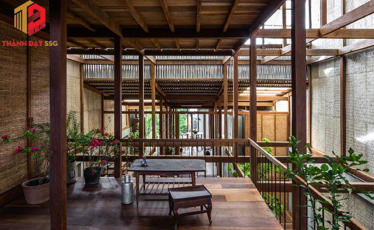 Đặc điểm nổi bật kiến trúc nội thất Nhật Bản