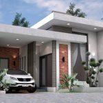 30+ Mẫu thiết kế nhà vuông 1 tầng – 2 tầng hiện đại, đẹp, hiện đại, chi phí thấp
