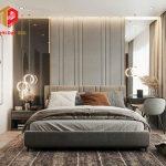 Top 10 mẫu phòng ngủ master đẹp, hiện đại, sang trọng, đơn giản