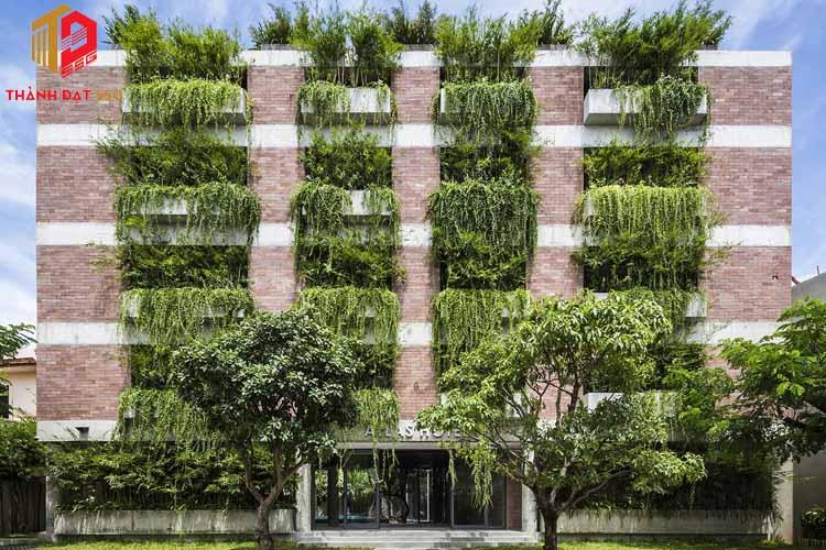 Sử dụng thiết kế xanh cho xu hướng thiết kế nội thất năm 2021