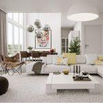 Xu hướng thiết kế nội thất năm 2021 đẹp, hiện đại, sang trọng, nổi bật